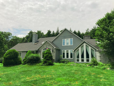 Milford Single Family Home For Sale: 118 Mountain Springs Rd