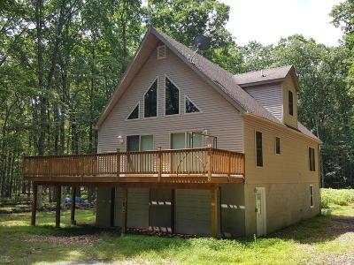 Hawley Single Family Home For Sale: 186 Oak Hill Rd