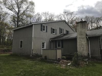 Dingmans Ferry PA Single Family Home For Sale: $84,500