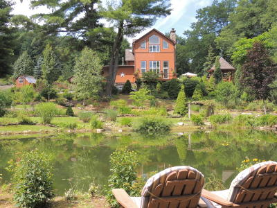 Lake Ariel Single Family Home For Sale: 492 Tannery Rd