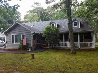 Milford Single Family Home For Sale: 116 Indian Trail Rd