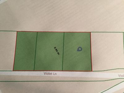 Dingmans Ferry Residential Lots & Land For Sale: Violet Ln