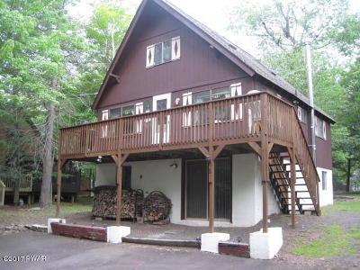 Lake Ariel PA Single Family Home For Sale: $99,900