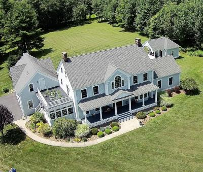 Lakeville Single Family Home For Sale: 191 Crane Rd