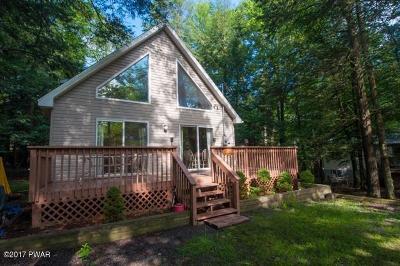 Lake Ariel PA Single Family Home For Sale: $150,000