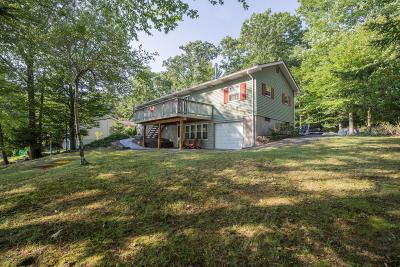 Hawley Single Family Home For Sale: 37 E Shore Dr
