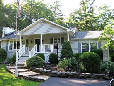 Dingmans Ferry Single Family Home For Sale: 170 Doe Dr