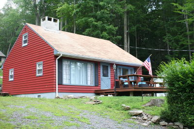 Lake Ariel PA Single Family Home For Sale: $149,000