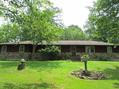 Lake Ariel Single Family Home For Sale: 226 Ryan Hill Rd