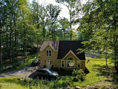Lake Ariel PA Single Family Home For Sale: $169,000