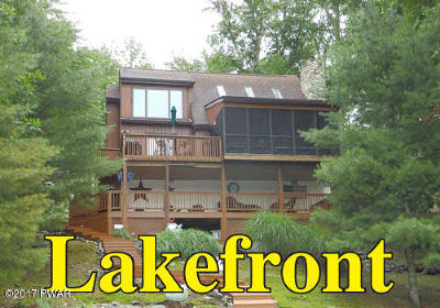 Single Family Home For Sale: 217 Mountain Lake Dr