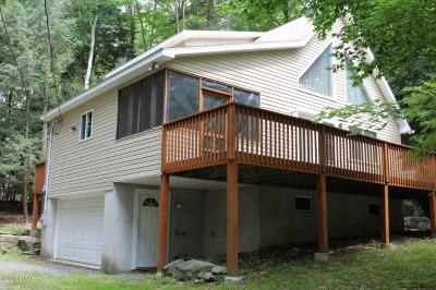 Lake Ariel PA Single Family Home For Sale: $159,900