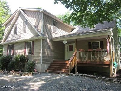 Lackawaxen Single Family Home For Sale: 114 Red Breast Ln