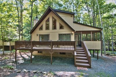 Lake Ariel Single Family Home For Sale: 285 Ridgewood Cir
