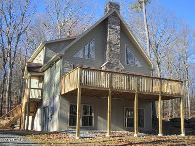 Lackawaxen Single Family Home For Sale: 306 Falling Waters Blvd