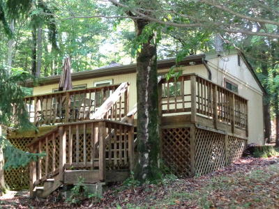 Indian Rocks Single Family Home For Sale: 110 Bruin Rd