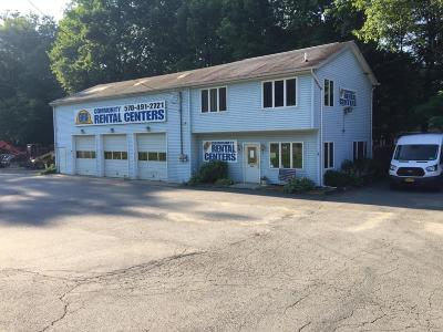 Milford Commercial For Sale: 296 Rt 6 And 209