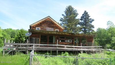 Single Family Home For Sale: 301 Thyberg Rd