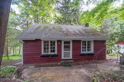 Greentown Single Family Home For Sale: 199 Wallenpaupack Dr
