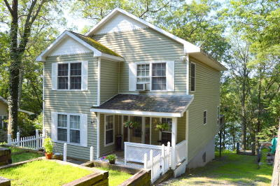 Hawley Single Family Home For Sale: 86 Paupack Point Rd