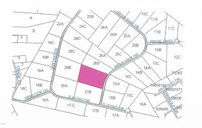 Ruffed Grouse Residential Lots & Land For Sale: 27A Bear Paw Dr