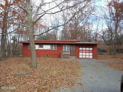 Lords Valley PA Rental For Rent: $850