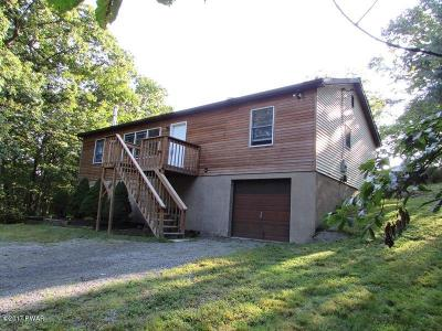Lords Valley PA Single Family Home For Sale: $165,000