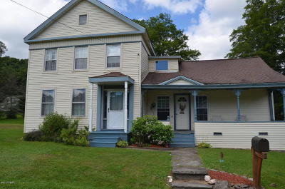 Susquehanna PA Single Family Home For Sale: $99,000