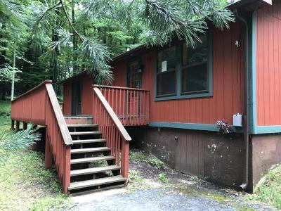Lake Ariel PA Single Family Home For Sale: $54,900