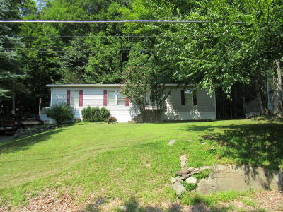 Greentown Single Family Home For Sale: 154 Oak Dr