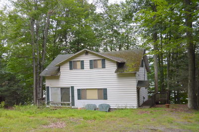 Paupack Glenn Single Family Home For Sale: 36 Glen Rd