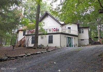 Dingmans Ferry PA Single Family Home For Sale: $184,900