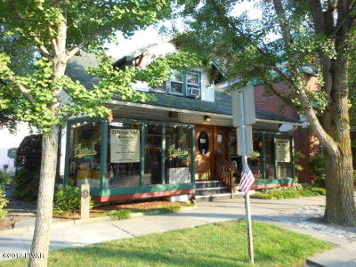 Milford Commercial For Sale: 223 Broad St