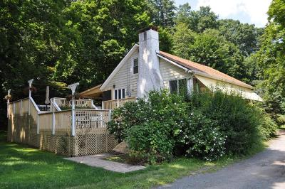 Milford Single Family Home For Sale: 115 River Rd