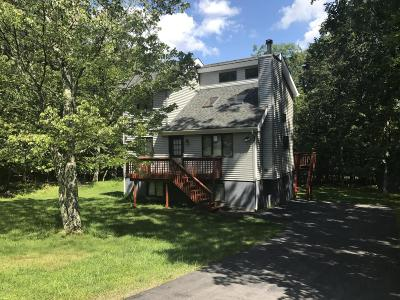 Lackawaxen PA Single Family Home For Sale: $229,000
