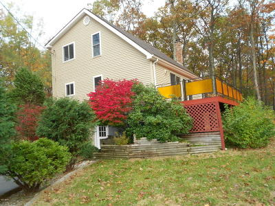 Milford PA Single Family Home For Sale: $159,000
