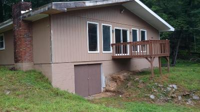 Bushkill PA Single Family Home For Sale: $39,500