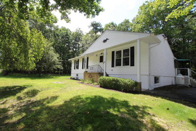 Milford Single Family Home For Sale: 100 Mercury Ct