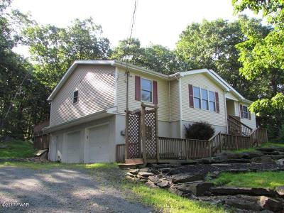 Lords Valley PA Single Family Home For Sale: $229,900