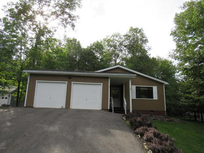 Lake Ariel Single Family Home For Sale: 1020 Arrowhead Ct