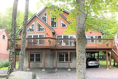 Lake Ariel Single Family Home For Sale: 2851 Rockway Rd