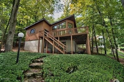 Lake Ariel Single Family Home For Sale: 1308 W Lakeview Dr