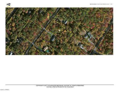 Pocono Mt Woodland Lakes Residential Lots & Land For Sale: Lot 441 Avocado Ln
