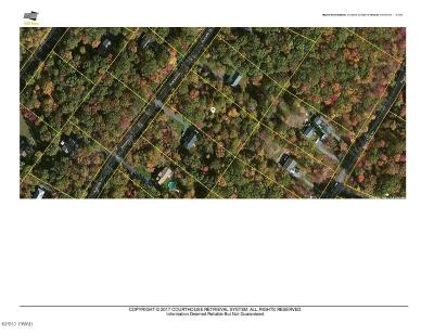 Pocono Mt Woodland Lakes Residential Lots & Land For Sale: Lot 1548 Sequoia Ln