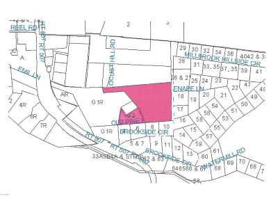 Residential Lots & Land For Sale: Locust Hill Rd