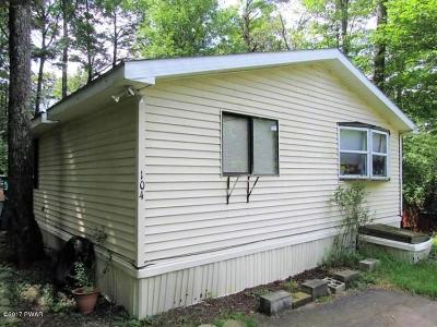 Greentown Single Family Home For Sale: 104 Bush Cir