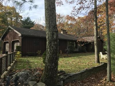 Hawley Single Family Home For Sale: 129 Notch Rd