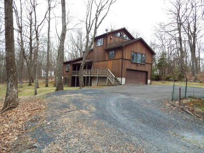 Milford Single Family Home For Sale: 190 Log Tavern Dr