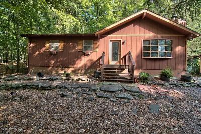 Lake Ariel Single Family Home For Sale: 3290 N Gate Rd