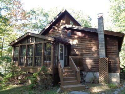 Shohola Single Family Home For Sale: 185 Maple Dr